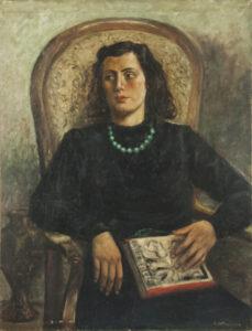 Ritratto della figlia Mity