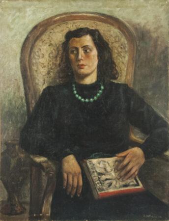 Portrait of Mity Catarsini