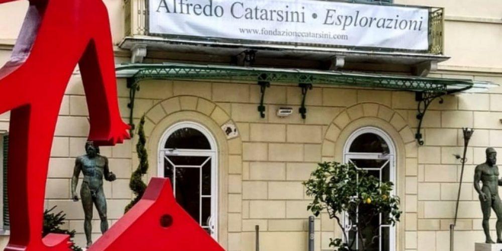 Alfredo Catarsini – Esplorazioni. La mostra a Villa Bertelli di Forte dei Marmi è prorogata fino al 05.09.2021